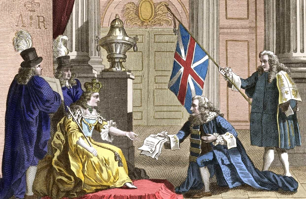 The Act of Union of 1707 photo