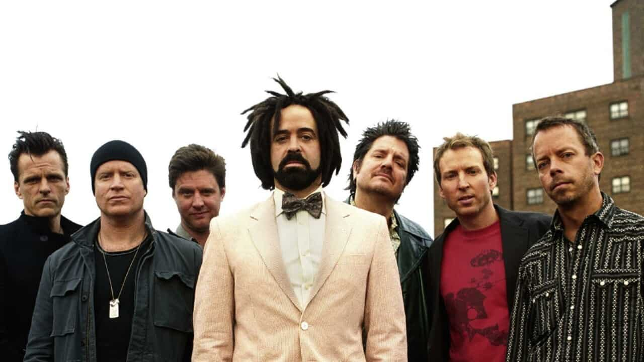 The Counting Crows photo