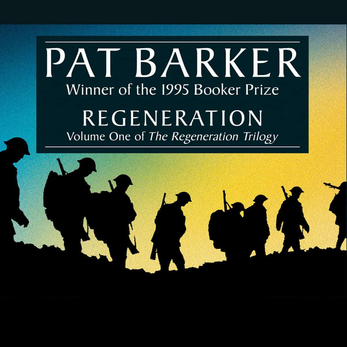 The plot in Regeneration by Pat Barker photo
