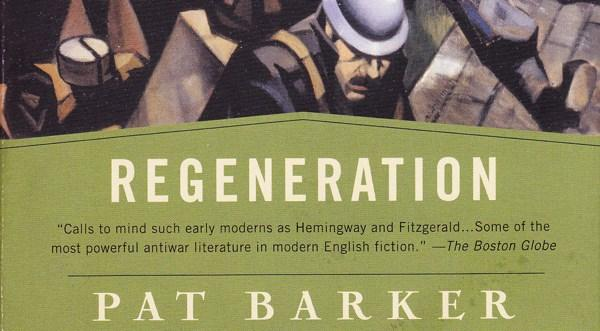 Introduction to Regeneration by Pat Barker photo