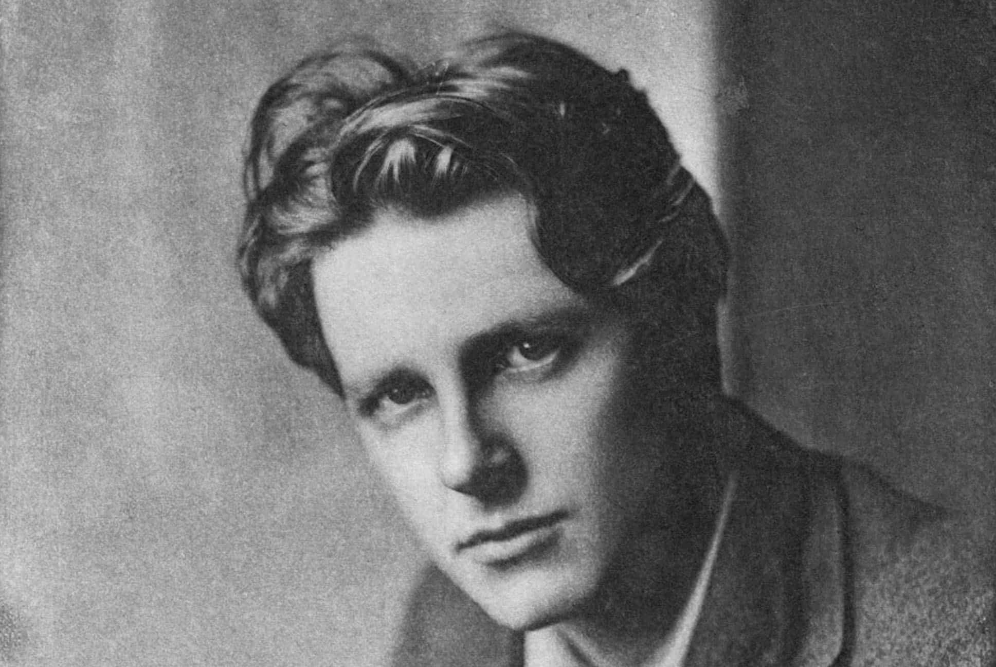 War Poet : Rupert Brooke (1887-1915) photo