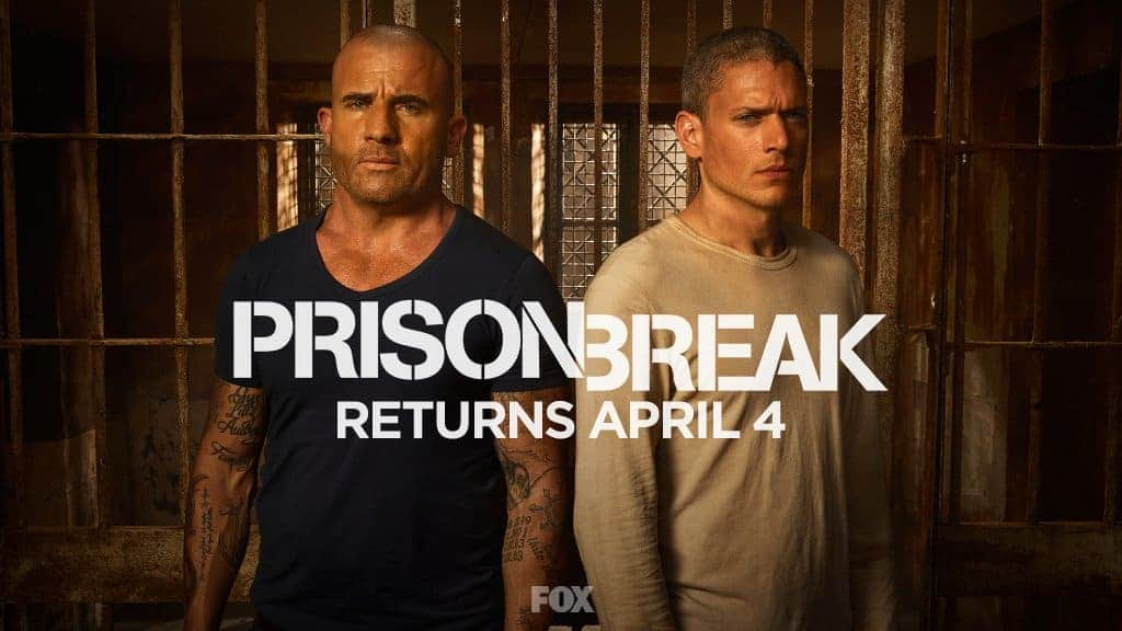 Prison Break saison 5 : Resurrection photo