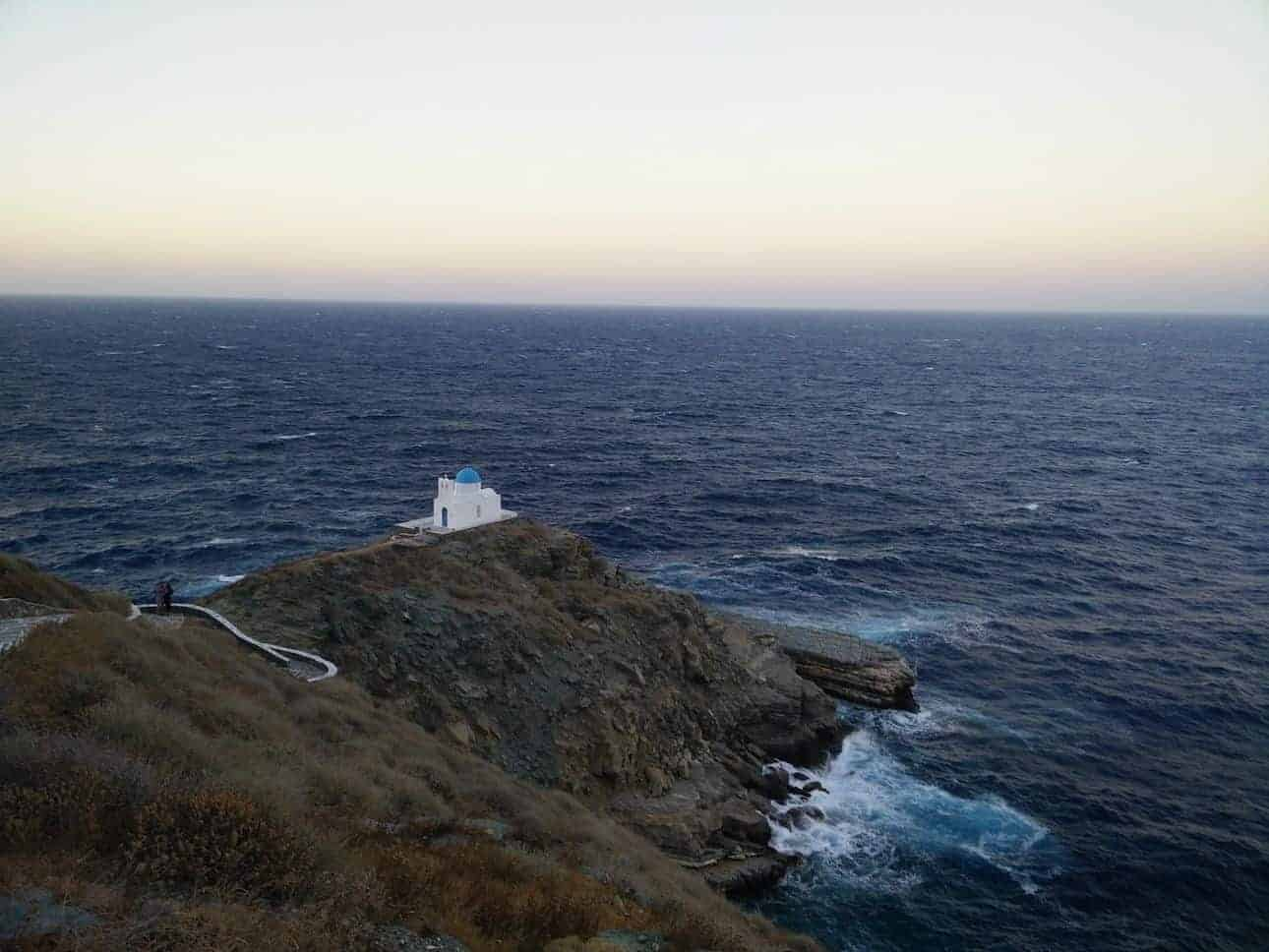 Les Cyclades : l'île de Sifnos photo 6