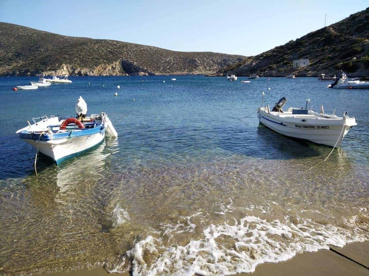 Les Cyclades : l'île de Sifnos photo 5