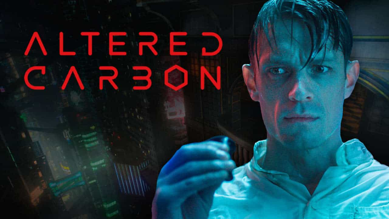 Altered Carbon saison 1 photo