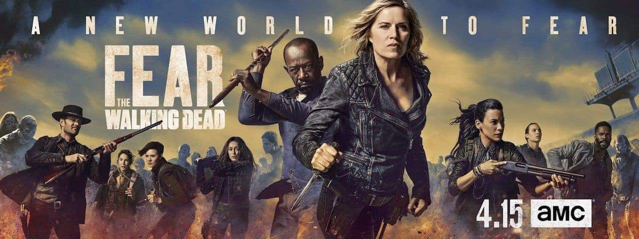 Fear the Walking Dead saison 4 photo
