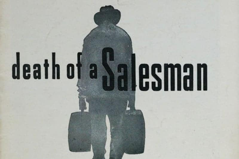 "Extended introduction to ""Death of a Salesman"" photo"