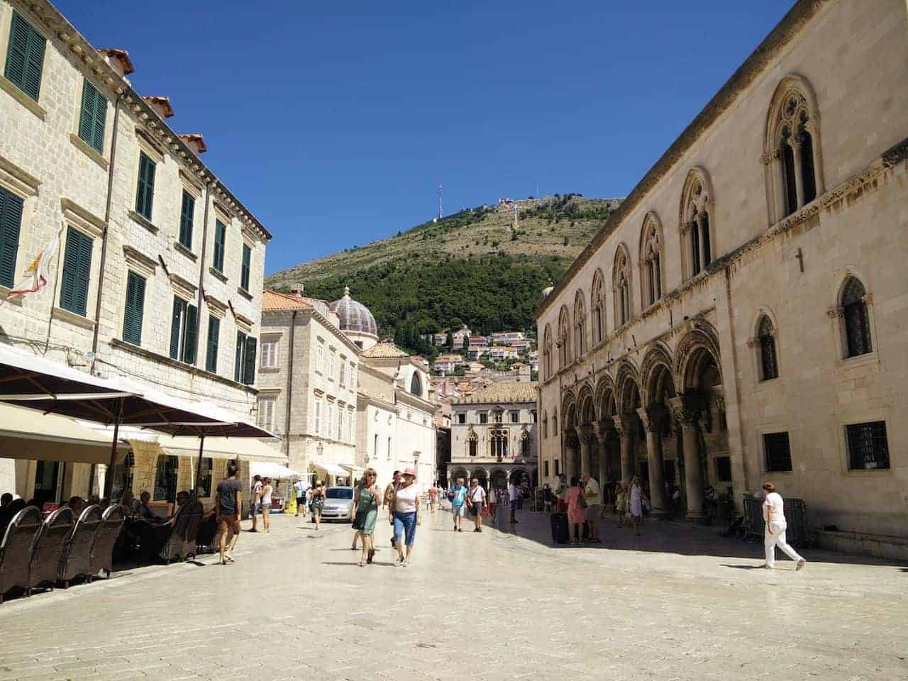 Douze jours en Croatie : Dubrovnik ou la citadelle de King's Landing photo