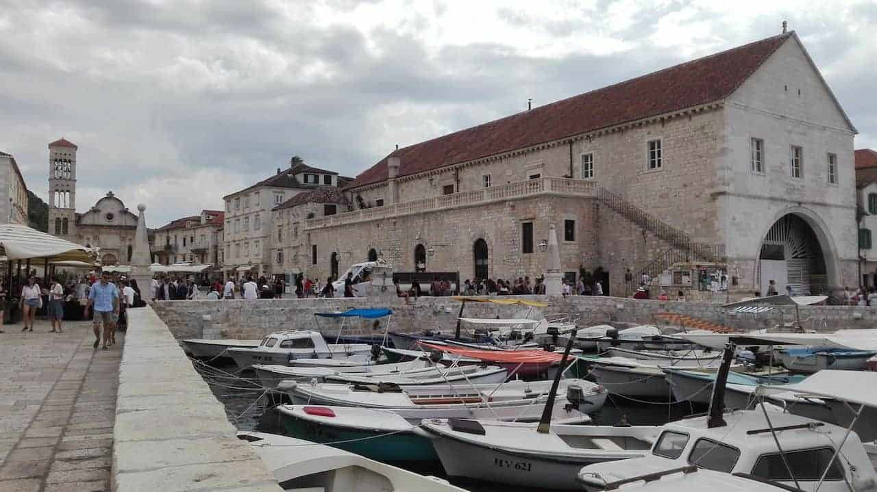 La Croatie : Hvar photo