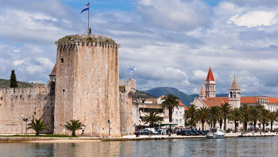 La Croatie : Trogir photo 2