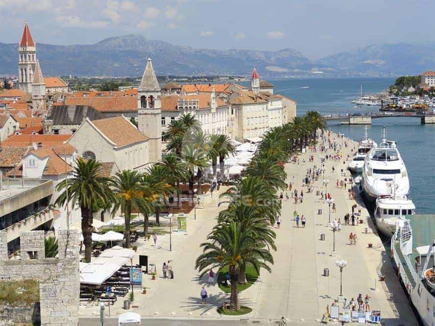 La Croatie : Trogir photo
