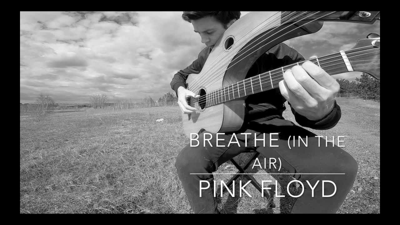 Jamie Dupuis - Breathe (In The Air) photo