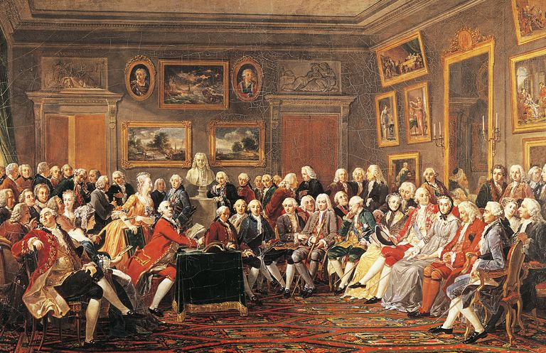 The 18th Century : the Age of Enlightenment photo