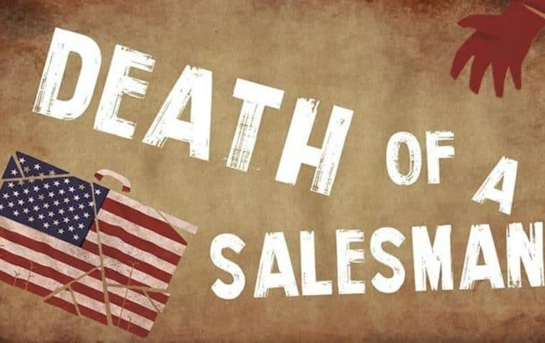 Death of a Salesman: the play's structure, a memory play photo