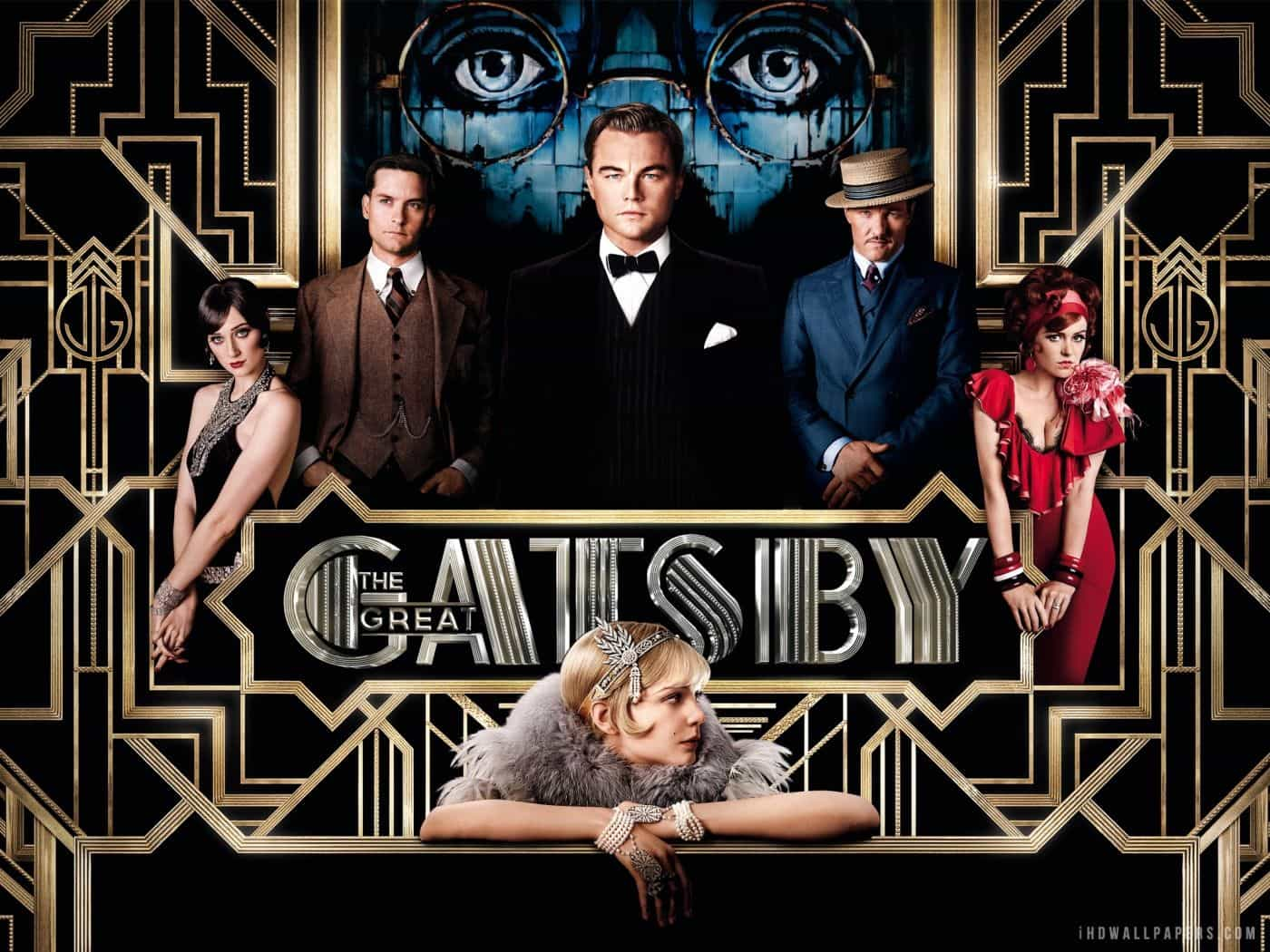 The Great Gatsby: characters and characterization photo