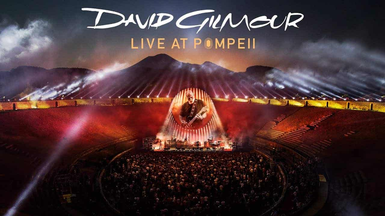 David Gilmour - Live At Pompeii photo