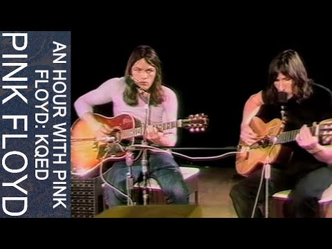An Hour with Pink Floyd: KQED photo