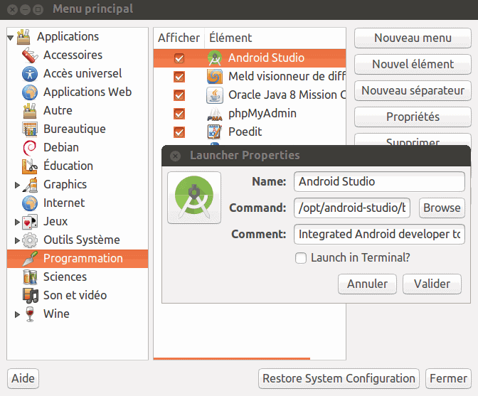Linux : installer Android Studio pour développer des applications Android photo 3
