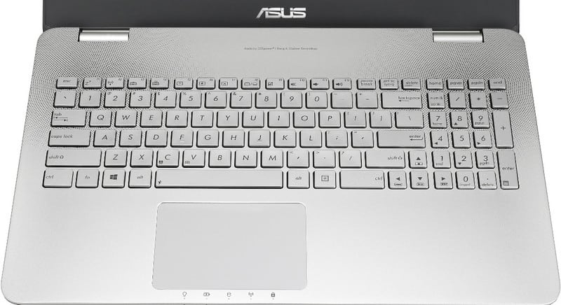 Mon nouveau laptop : Asus N551V photo 1