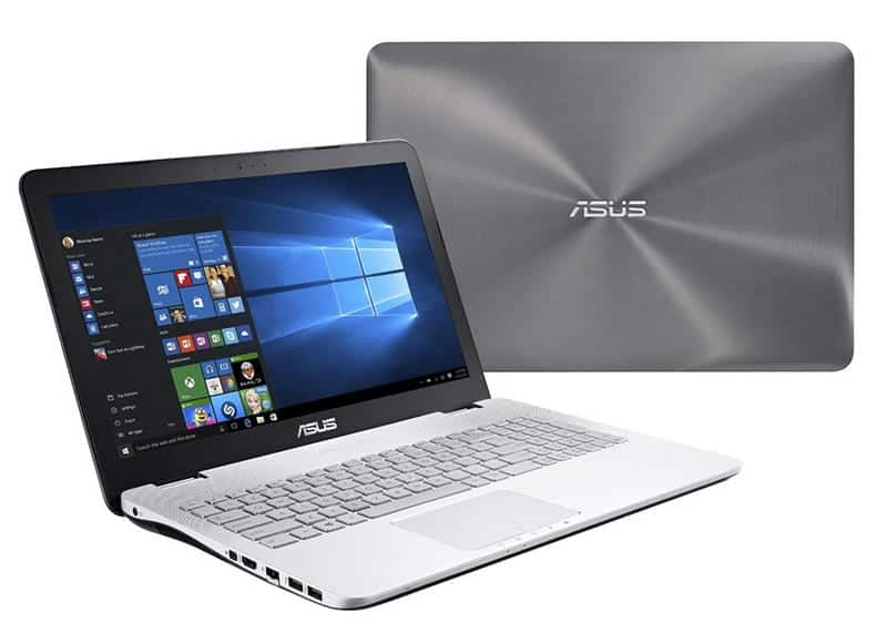 Mon nouveau laptop : Asus N551V photo