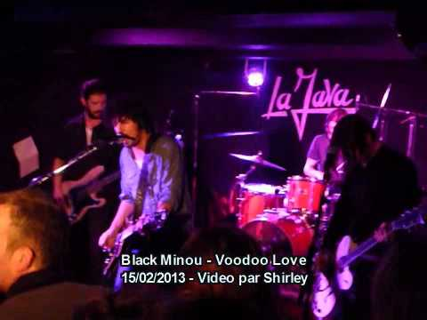 Black Minou - Voodoo Love (Live)  photo