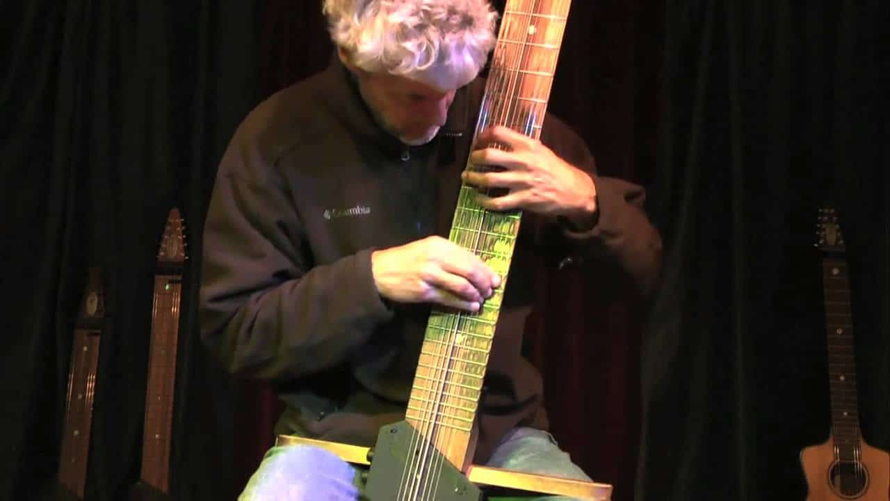 Bob Culbertson - While My Guitar Gently Weeps (Chapman Stick) photo 1