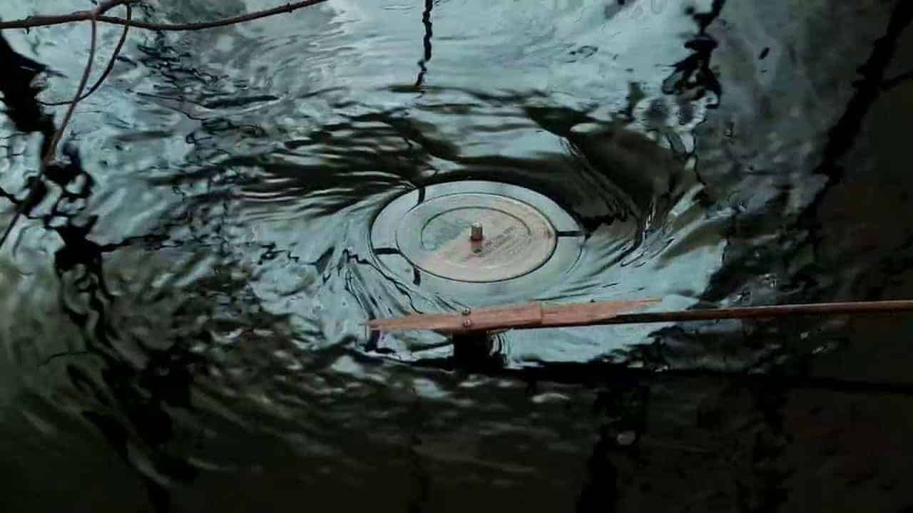 Evan Holm - Submerged Turntable photo