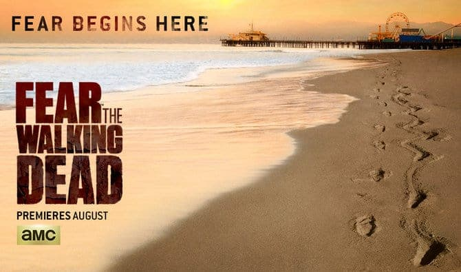 Fear The Walking Dead saison 1 photo