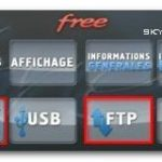 freebox hd menu
