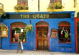 Quays Pub in Galway