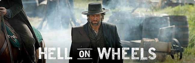 hell on wheels s1 Hell on Wheels saison 1