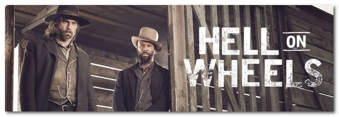 hell on wheels s2 Hell on Wheels saison 2