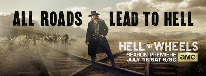Hell on Wheels saison 5 photo