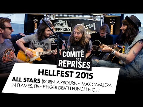 Hellfest 2015 : Highway to Hell (All Stars cover) photo