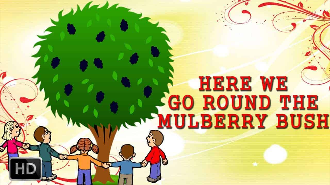 "Etude d'une comptine : ""Here we go round the Mulberry Bush"" photo"