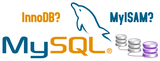 MySQL : convertir les tables MyISAM au format InnoDB photo
