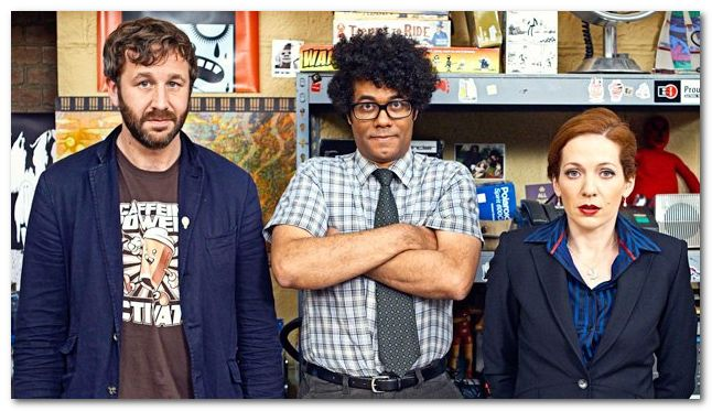 "The IT Crowd saison 5 : ""The Internet Is Coming"" (2013) photo"