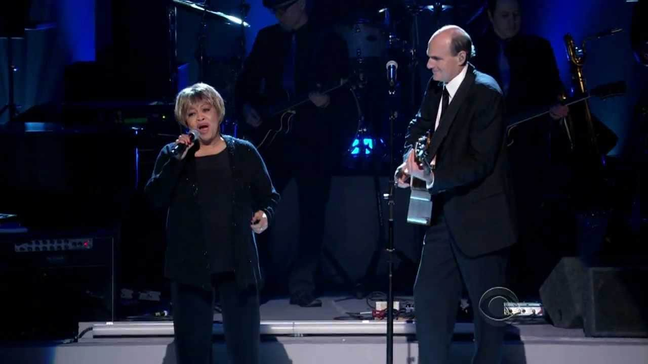 James Taylor et Mavis Staples - Let It Be/Hey Jude (medley) aux Kennedy Center Honors photo
