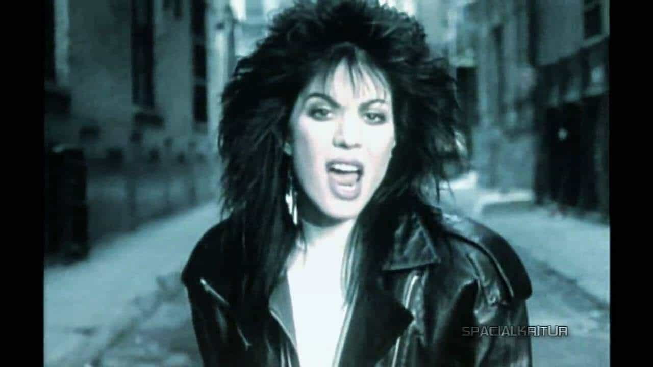 Joan Jett - I Hate Myself For Loving You photo