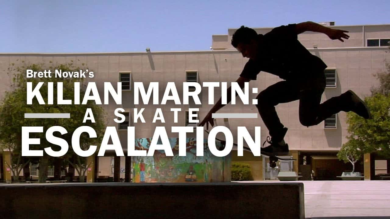Killian Martin - A Skate Escalation photo