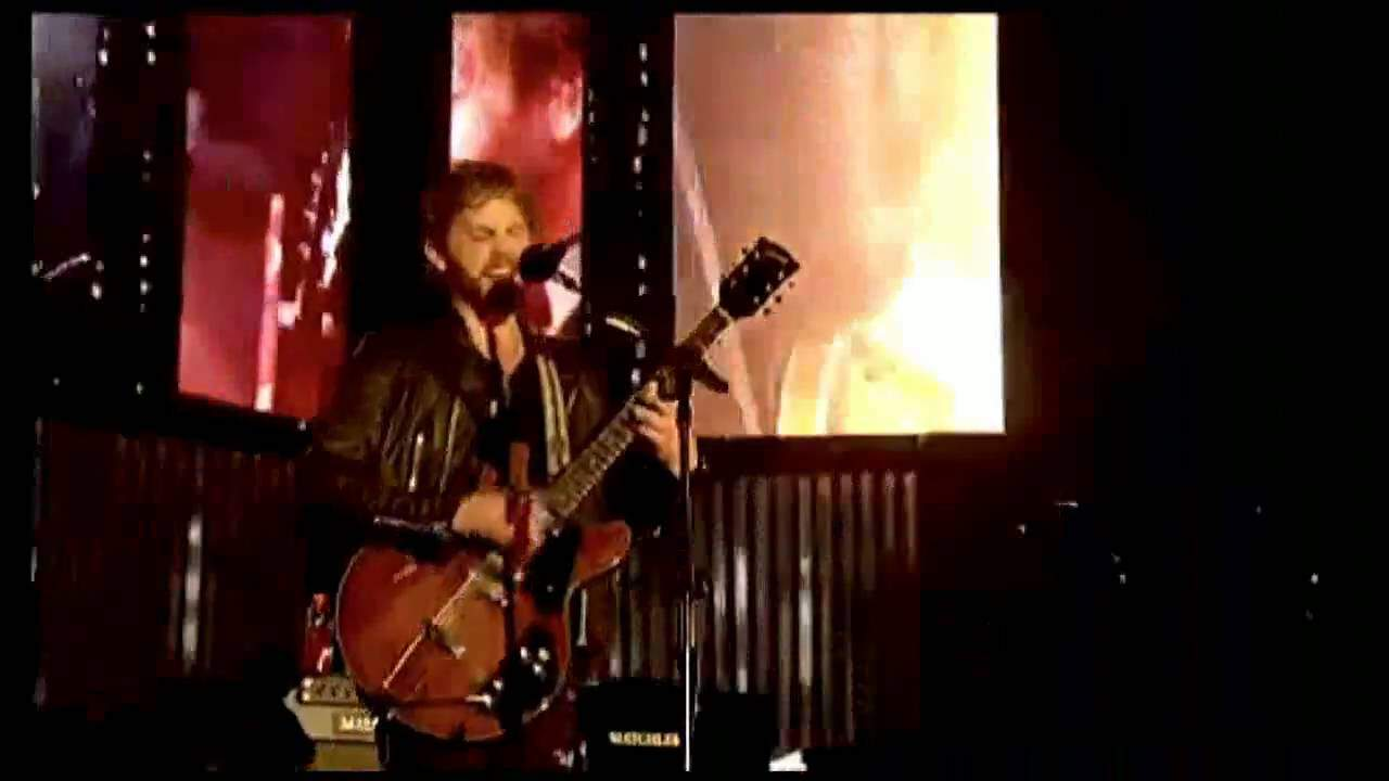 Kings of Leon - Sex On Fire (Live T in the Park 2009) photo