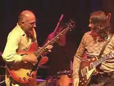 Larry Carlton and Robben Ford - Cold, Cold photo