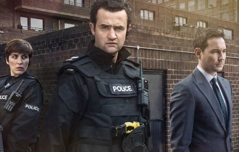 Line of Duty saison 3 photo