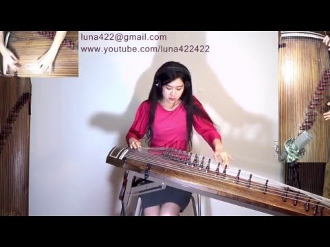 Luna Lee - With or Without You Gayageum (U2 cover) photo