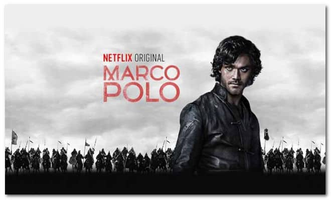 Marco Polo saison 1 photo