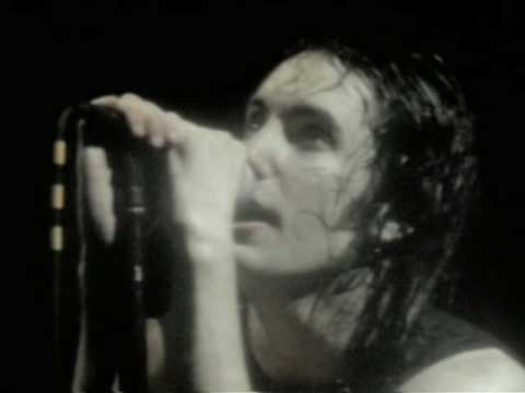 Nine Inch Nails - Hurt (live) photo