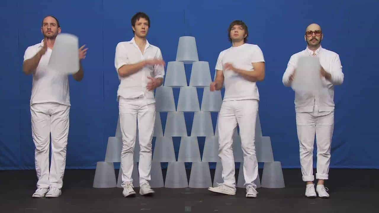 OK Go - White Knuckles photo
