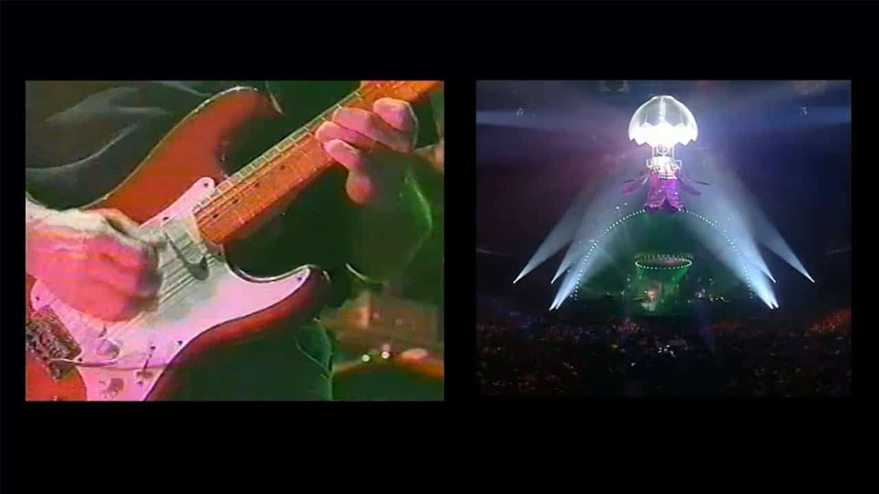 Pink Floyd - Comfortably Numb Guitar Solo by David Gilmour (P.U.L.S.E. 1994) photo