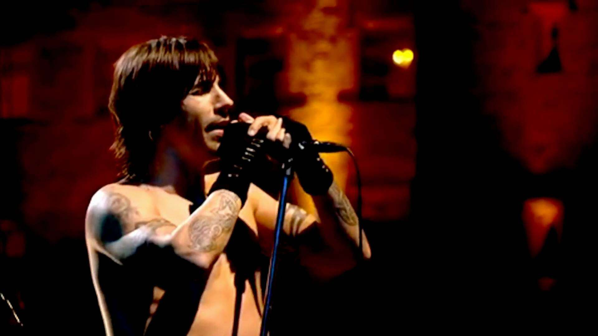 Red Hot Chili Peppers - Under the Bridge (Live at Slane Castle) photo