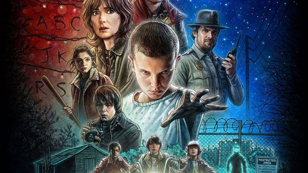 Stranger Things saison 1 photo